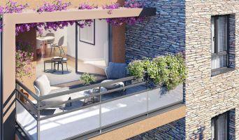 Résidence « Mim » programme immobilier neuf en Loi Pinel à Bormes-les-Mimosas n°2
