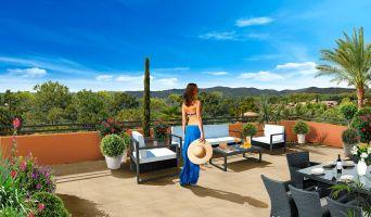 Bormes-les-Mimosas : programme immobilier neuf « Pin Paradis » en Loi Pinel
