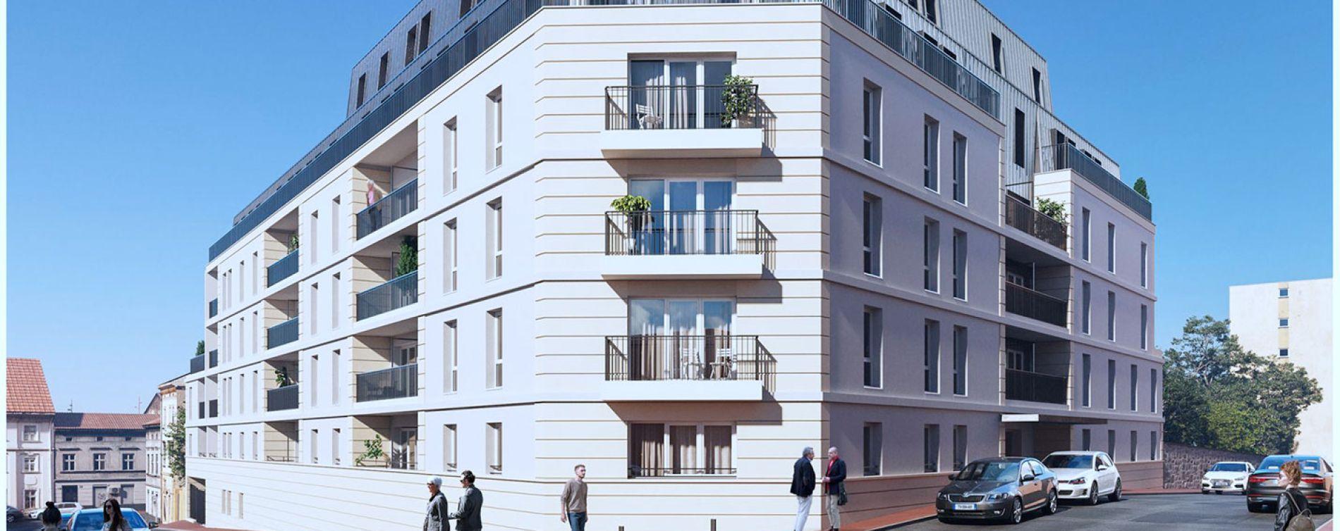 Brignoles : programme immobilier neuve « Esprit Village » en Loi Pinel