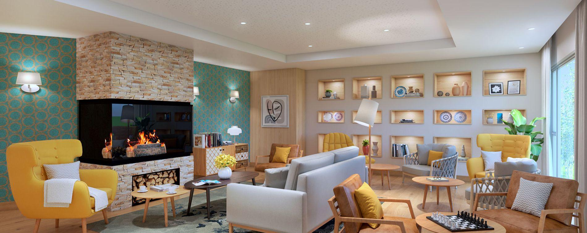 Brignoles : programme immobilier neuve « Esprit Village » en Loi Pinel (3)