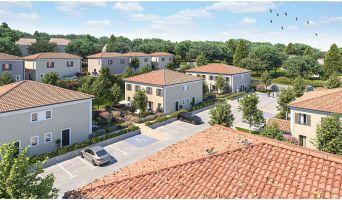 Photo du Résidence « Les Bastides de Tombarel » programme immobilier neuf en Loi Pinel à Brignoles