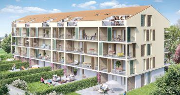 Brignoles programme immobilier neuf « Les Terrasses de Provence » en Loi Pinel