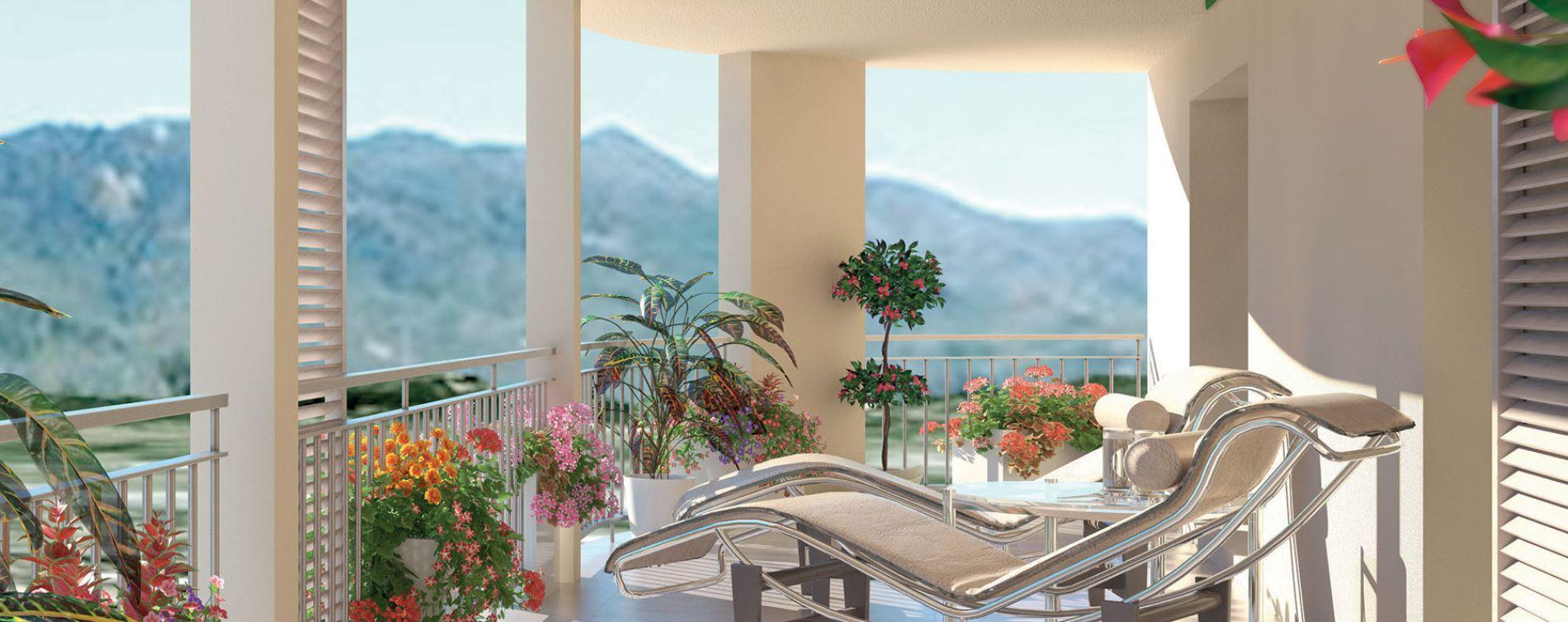 Brignoles : programme immobilier neuve « Les Terrasses de Provence » en Loi Pinel (2)
