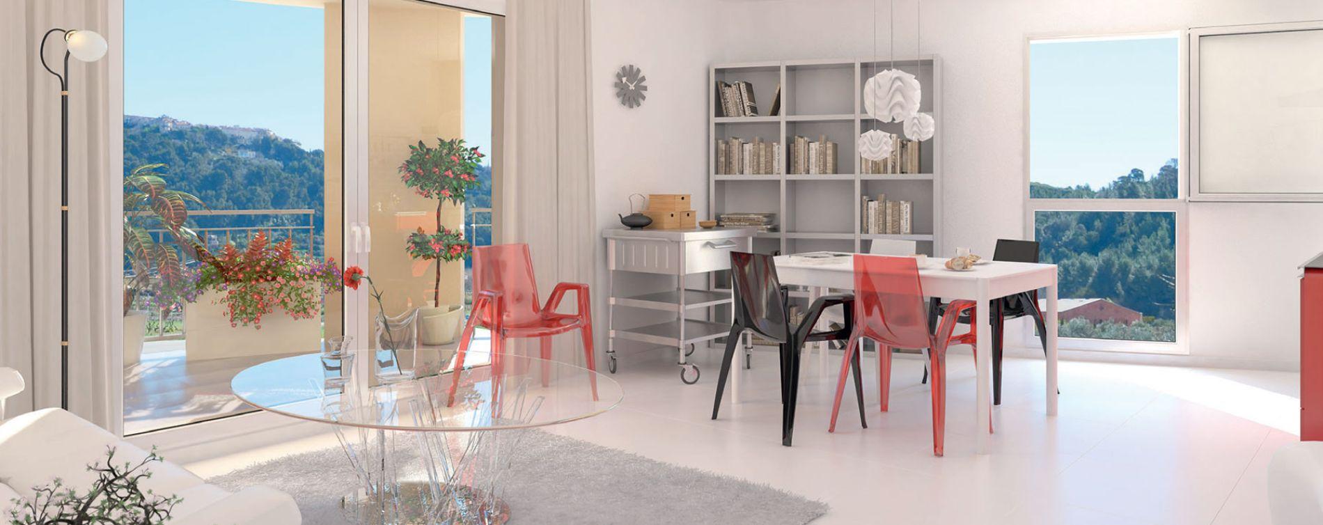 Brignoles : programme immobilier neuve « Les Terrasses de Provence » en Loi Pinel (3)