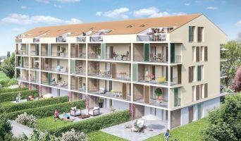Brignoles : programme immobilier neuf « Les Terrasses de Provence » en Loi Pinel