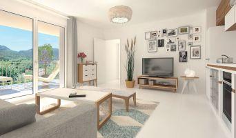 Résidence « Les Terrasses De Provence » programme immobilier neuf en Loi Pinel à Brignoles n°4