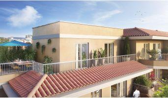 Résidence « Aquazura » programme immobilier neuf en Loi Pinel à Cavalaire-sur-Mer n°2