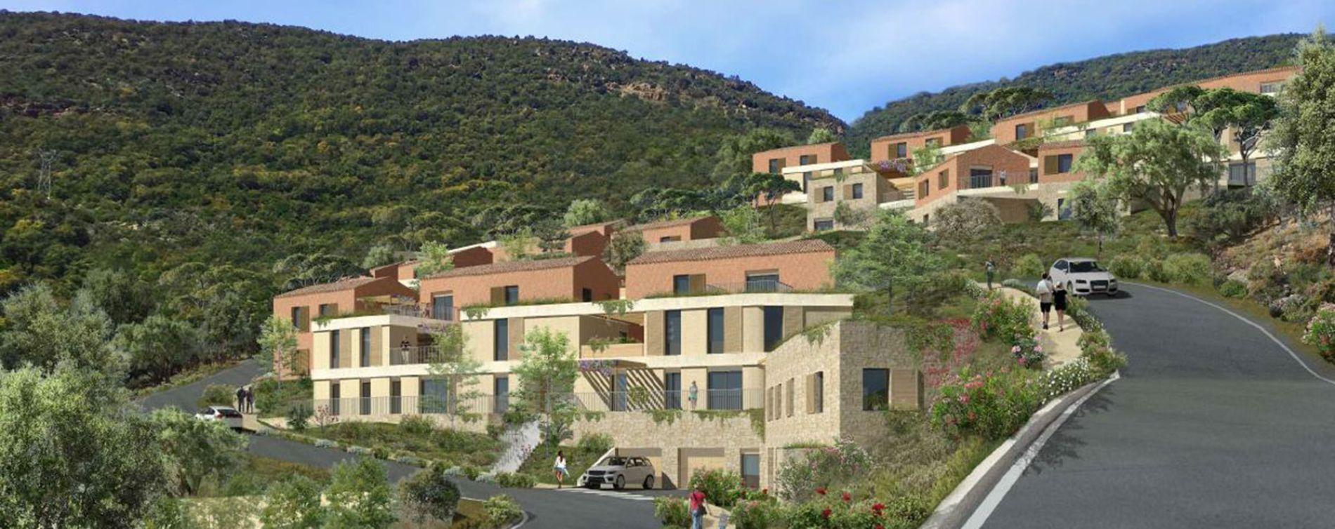 Résidence Baie View à Cavalaire-sur-Mer