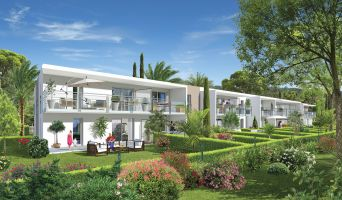 Résidence « Cap Marin » programme immobilier neuf en Loi Pinel à Cavalaire-sur-Mer n°1