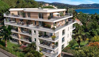Cavalaire-sur-Mer : programme immobilier neuf « Les Bords de Mer » en Loi Pinel
