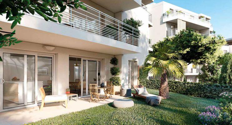 Résidence « Val D'Azur » programme immobilier neuf en Loi Pinel à Cavalaire-sur-Mer n°1