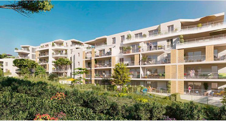 Résidence « Val D'Azur » programme immobilier neuf en Loi Pinel à Cavalaire-sur-Mer n°3