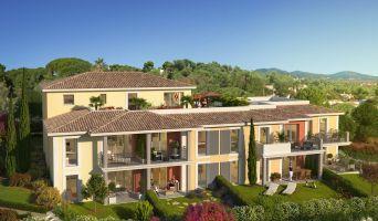 Cogolin : programme immobilier neuf « Domaine Eden Golfe » en Loi Pinel