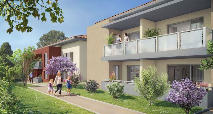 Cogolin : programme immobilier neuf « Eden Cogolin » en Loi Pinel