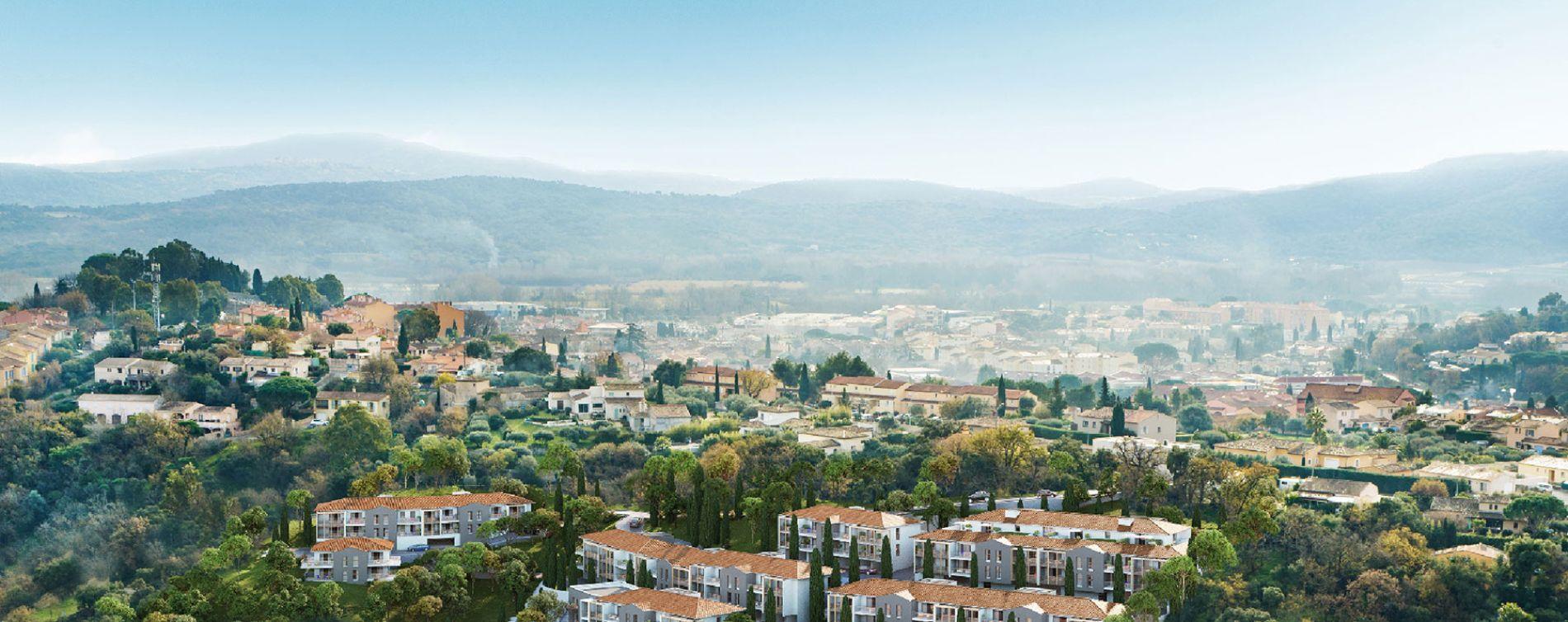 Résidence Infini d'Azur à Cogolin