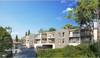 Cogolin programme immobilier neuve « Infini d'Azur » en Loi Pinel  (2)