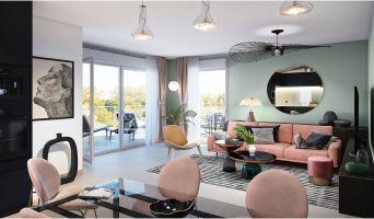 Cogolin programme immobilier neuve « Infini d'Azur » en Loi Pinel  (3)