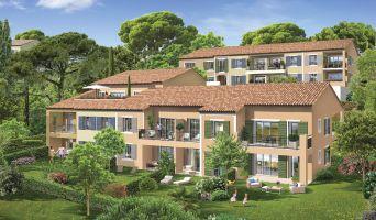 Résidence « L'Horizon » programme immobilier neuf en Loi Pinel à Cogolin n°2