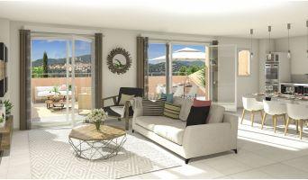 Résidence « L'Horizon » programme immobilier neuf en Loi Pinel à Cogolin n°3