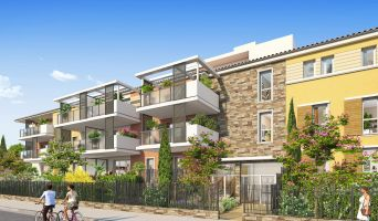 Cogolin programme immobilier neuf « Solor » en Loi Pinel
