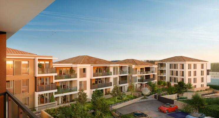 Photo du Résidence «  n°216175 » programme immobilier neuf en Loi Pinel à Draguignan