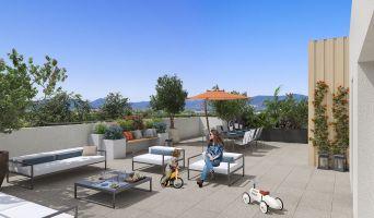 Fréjus programme immobilier neuve « Domaine Verdania » en Loi Pinel  (2)