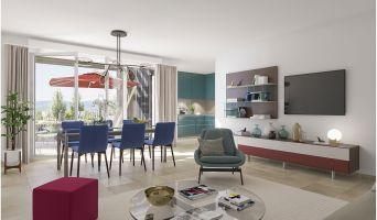 Fréjus programme immobilier neuve « Domaine Verdania » en Loi Pinel  (3)