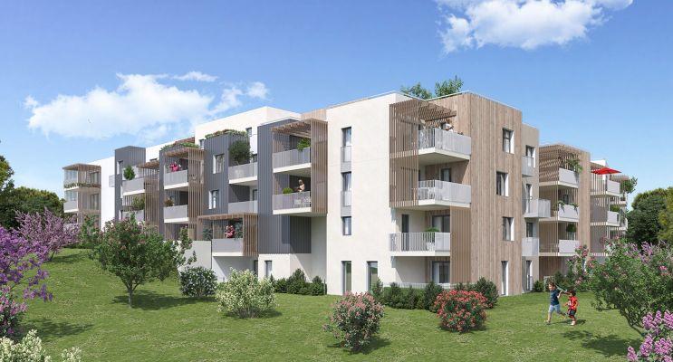 Photo du Résidence « Domaine Verdania » programme immobilier neuf en Loi Pinel à Fréjus