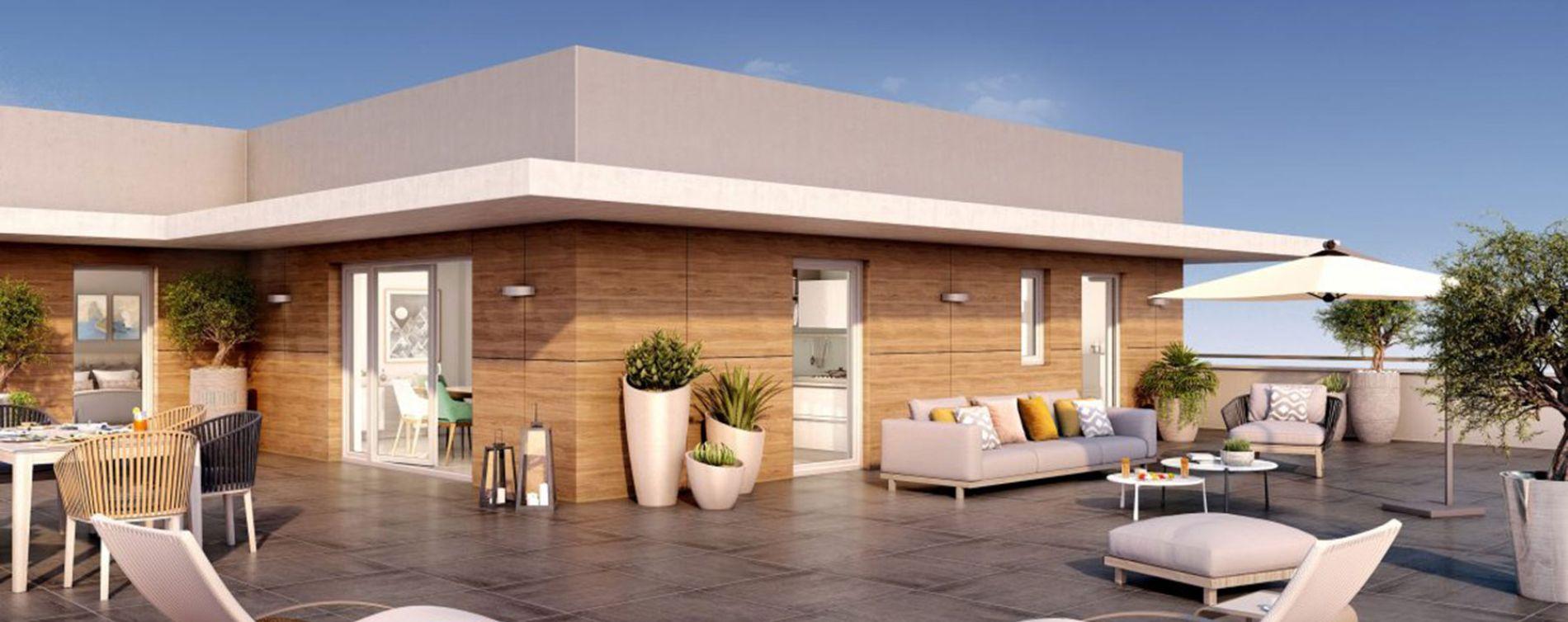 Fréjus : programme immobilier neuve « Esterel Grand Parc »