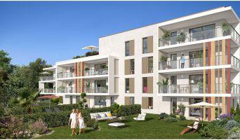 Fréjus programme immobilier neuve « Garden Harmony »