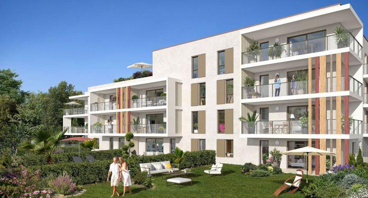 Photo du Résidence « Garden Harmony » programme immobilier neuf en Loi Pinel à Fréjus