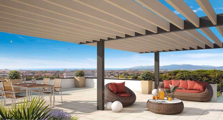 Photo n°1 du Résidence « Grand Angle » programme immobilier neuf en Loi Pinel à Fréjus