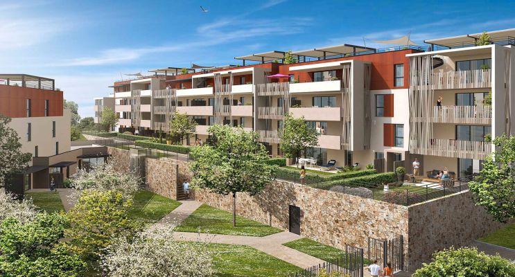 Photo n°2 du Résidence « Grand Angle » programme immobilier neuf en Loi Pinel à Fréjus