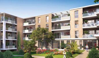 Photo du Résidence « Les Balcons de la Villa Marina » programme immobilier neuf à Fréjus