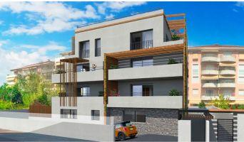 Photo du Résidence « Nicolas III » programme immobilier neuf en Loi Pinel à Fréjus
