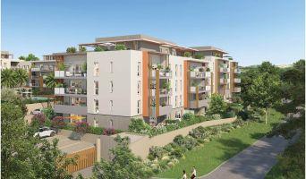 Photo du Résidence « Pure Valescure - Nue-Propriété » programme immobilier neuf en Nue Propriété à Fréjus