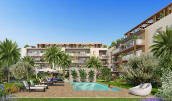 Fréjus : programme immobilier neuf « Pure Valescure » en Loi Pinel