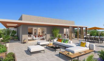 Fréjus programme immobilier neuve « Pure Valescure » en Loi Pinel  (2)