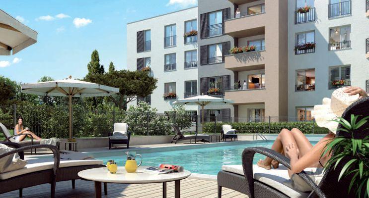 Fréjus : programme immobilier neuf « Terra Caïs Tr2 » en Loi Pinel