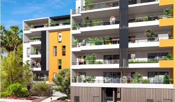 Fréjus programme immobilier neuve « Terra Tosca »  (2)