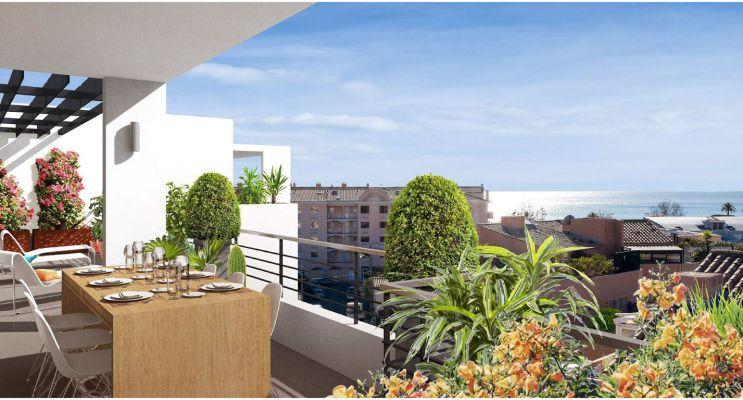 Fréjus : programme immobilier neuf « Terra Tosca » en Loi Pinel