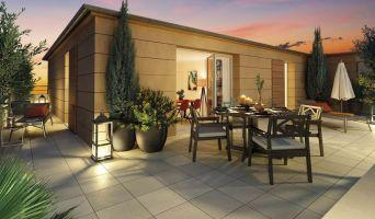 Fréjus programme immobilier neuve « Villa Gabrielle » en Loi Pinel  (2)