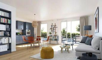 Fréjus programme immobilier neuve « Villa Gabrielle » en Loi Pinel  (3)