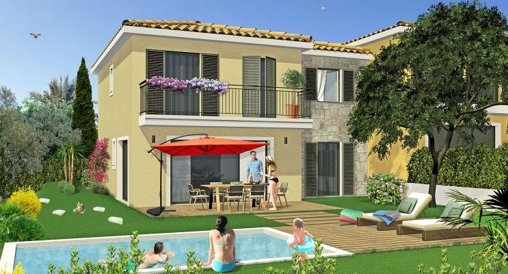 Photo du Résidence « Dolce Villas » programme immobilier neuf en Loi Pinel à Gassin