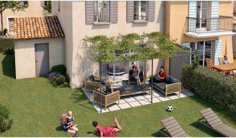 Résidence « Domaine Des Fées » programme immobilier neuf en Loi Pinel à Grimaud n°3