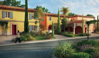 Programme immobilier neuf à Grimaud (83310)