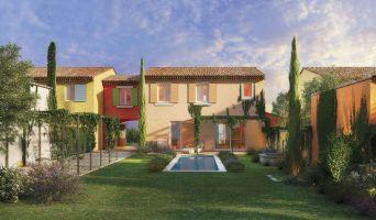 Résidence « Les Jardins D'Adélaïde » programme immobilier neuf en Loi Pinel à Grimaud n°2