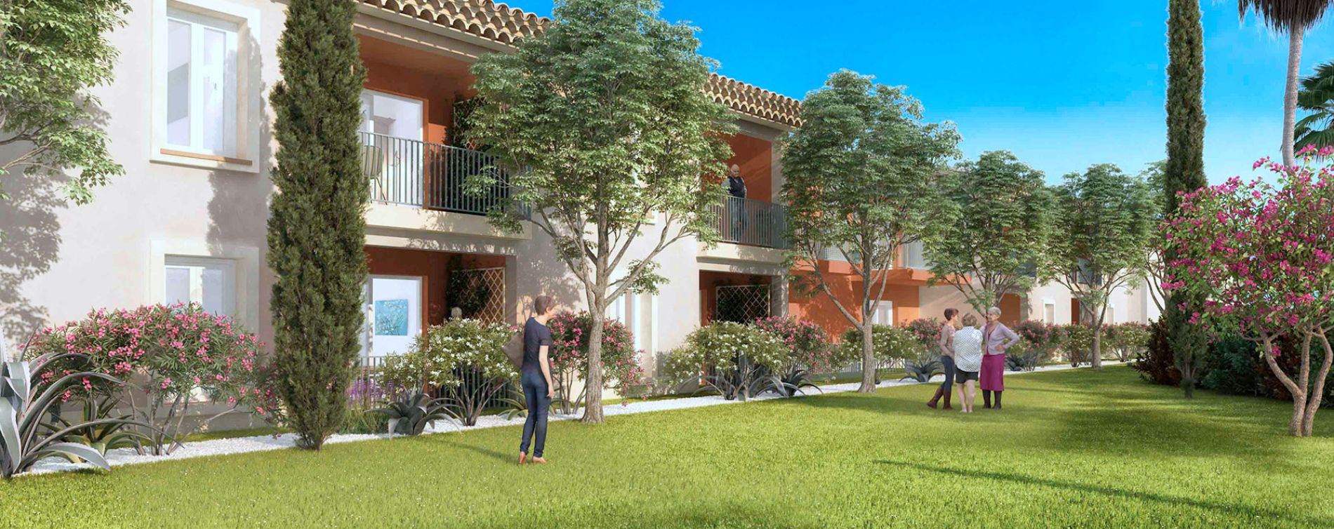 Résidence Les Villages d'Or Grimaud - Appartements à Grimaud
