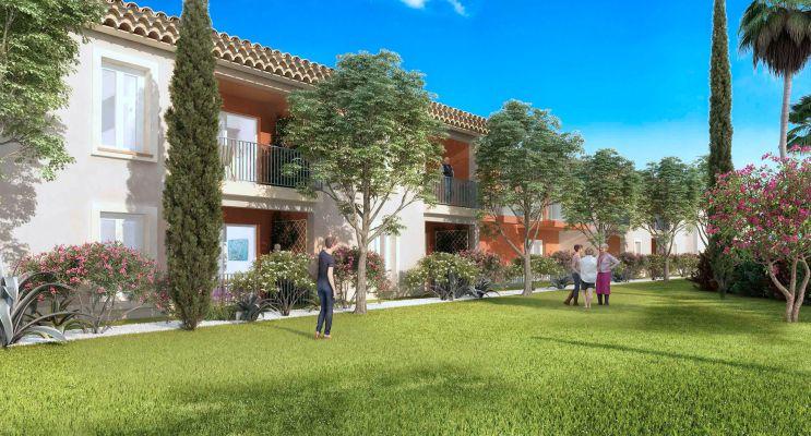 Résidence « Les Villages D'Or Grimaud - Appartements » programme immobilier neuf en Loi Pinel à Grimaud n°2