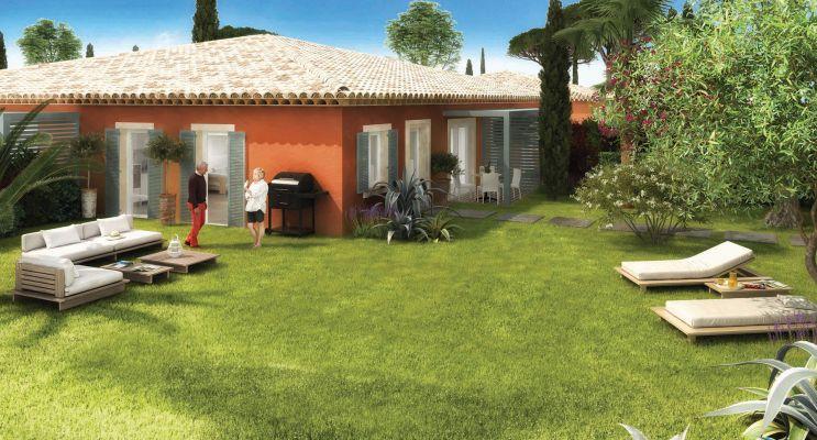 Photo n°2 du Résidence « Les Villages D'Or Grimaud - Villas » programme immobilier neuf en Loi Pinel à Grimaud